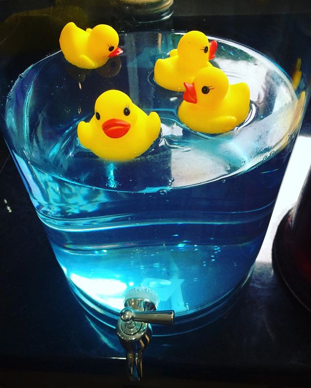 #babyshower #lemonade #ducks